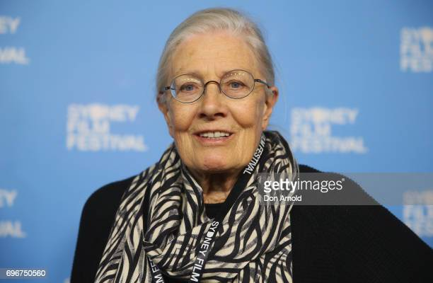 Vanessa Redgrave arrives ahead of the Australian premiere of 'Sea Sorrow' during the Sydney Film Festival at State Theatre on June 17 2017 in Sydney...