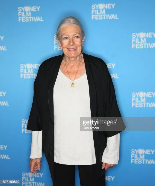 Vanessa Redgrave arrives ahead of the Sydney Film Festival Closing Night Gala and Australian premiere of Okja at State Theatre on June 18 2017 in...