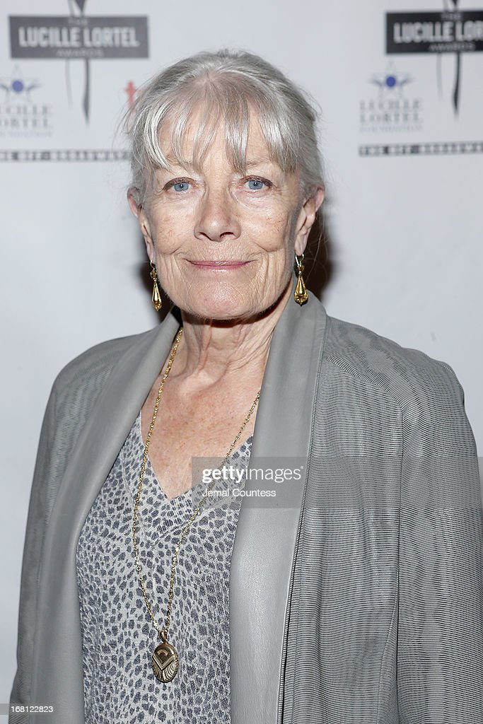 Vanessa Redgrave attends the 28th Annual Lucille Lortel Awards on May 5, 2013 in New York City.