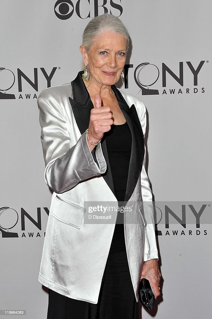 <a gi-track='captionPersonalityLinkClicked' href=/galleries/search?phrase=Vanessa+Redgrave&family=editorial&specificpeople=169891 ng-click='$event.stopPropagation()'>Vanessa Redgrave</a> attends the 65th Annual Tony Awards at the Beacon Theatre on June 12, 2011 in New York City.