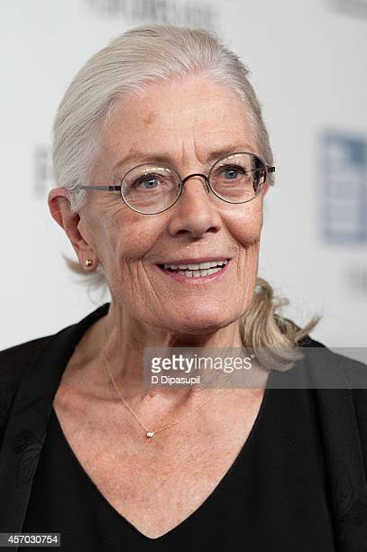 Vanessa Redgrave attends the 'Foxcatcher' premiere during the 52nd New York Film Festival at Alice Tully Hall on October 10 2014 in New York City