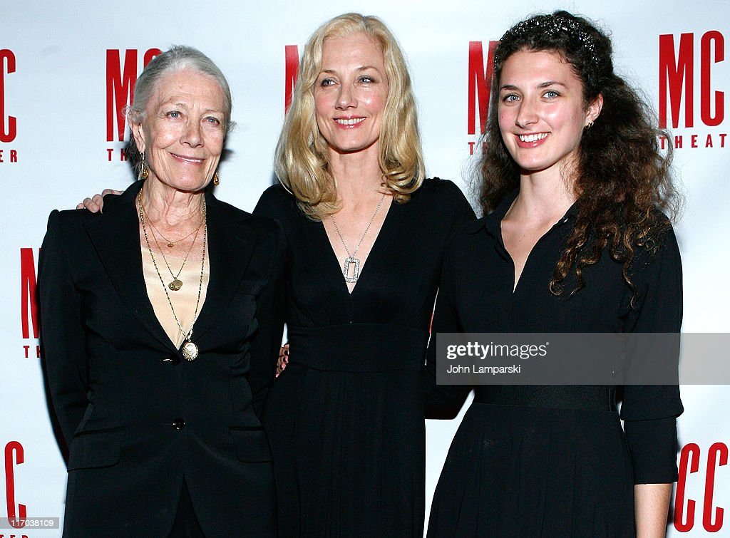 Vanessa Redgrave Joely Richardson and daughter Daisy Bevan attend the 'Side Effects' opening night party at 49 Grove on June 19 2011 in New York City
