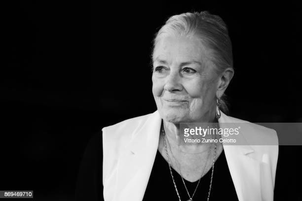 Vanessa Redgrave walks the red carpet during the 12th Rome Film Fest at Auditorium Parco Della Musica on November 2 2017 in Rome Italy on November 2...