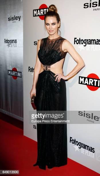 Vanessa Romero attends the Fotogramas Magazine cinema awards 2017 on