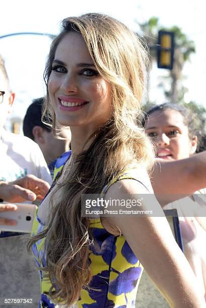 Vanessa Romero is seen during the 19th Malaga Film Festival on April 30 2016 in Malaga Spain