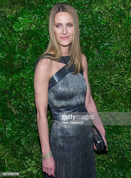 Vanessa Traina attends the 8th Annual Museum Of Modern Art Film Benefit Honoring Cate Blanchett on November 17 2015 in New York City