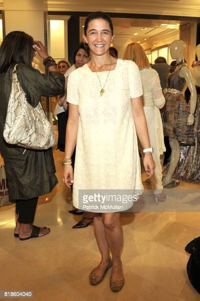 Vanessa von Bismarck attends Book Party for THE SUMMER WE READ GATSBY by Danielle Ganek at Dennis Basso on June 2 2010 in New York City