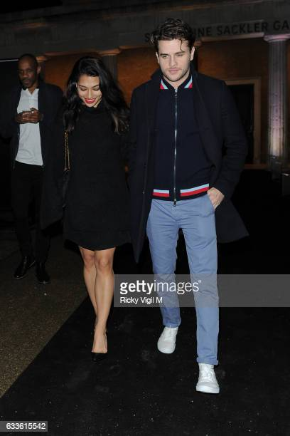 Vanessa White And Gary Salter Stock Photos and Pictures ...