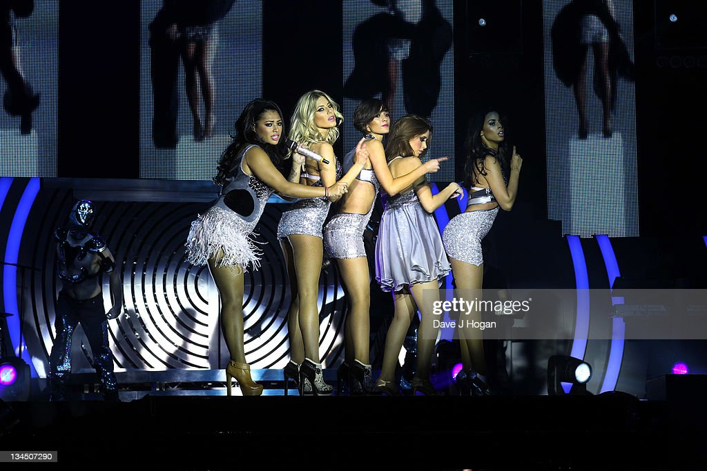 The Saturdays - All Fired Up! Live Tour - Dress Rehearsal