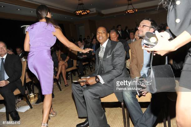 Vanessa Williams and JayZ attend AUDEMARS PIGUET 'Time To Give' Celebrity Watch Auction to Benefit Broadway Cares / Equity Fights AIDS Auction at...
