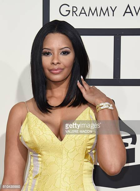 Vanessa Williams arrives on the red carpet for the 58th Annual Grammy music Awards in Los Angeles February 15 2016 AFP PHOTO/ VALERIE MACON / AFP /...