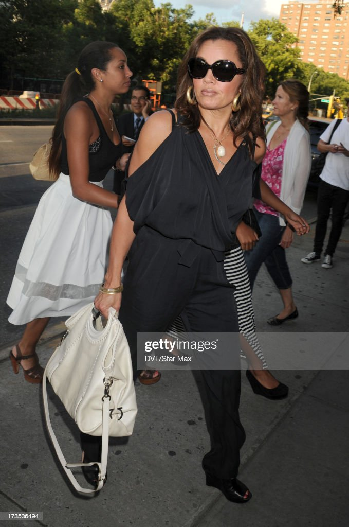 <a gi-track='captionPersonalityLinkClicked' href=/galleries/search?phrase=Vanessa+Williams&family=editorial&specificpeople=201691 ng-click='$event.stopPropagation()'>Vanessa Williams</a> as seen on July 15, 2013 in New York City.