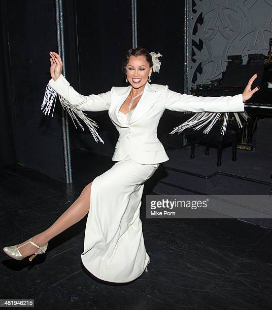 Vanessa Williams attends Broadway's 'After Midnight' at The Brooks Atkinson Theatre on April 1 2014 in New York City Actress Vanessa Williams joined...