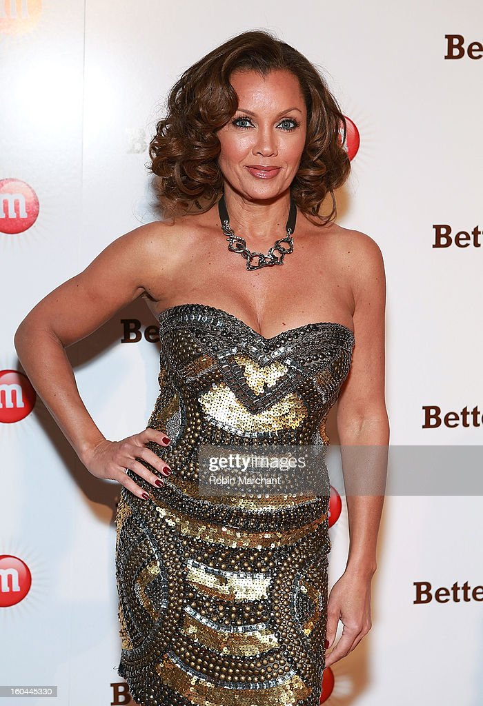 Vanessa Williams attends the M&M's Better With M Party at The Foundry on January 31, 2013 in New Orleans, Louisiana.