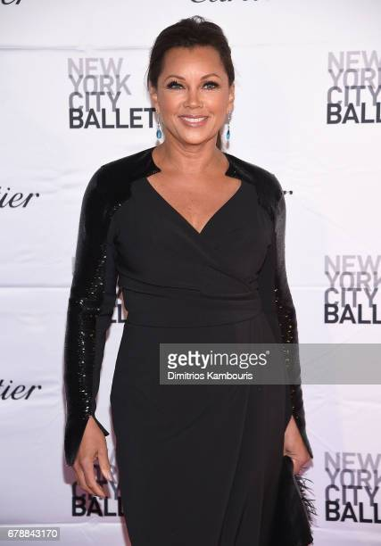 Vanessa Williams attends The New York City Ballet 2017 Spring Gala at David H Koch Theater at Lincoln Center on May 4 2017 in New York City