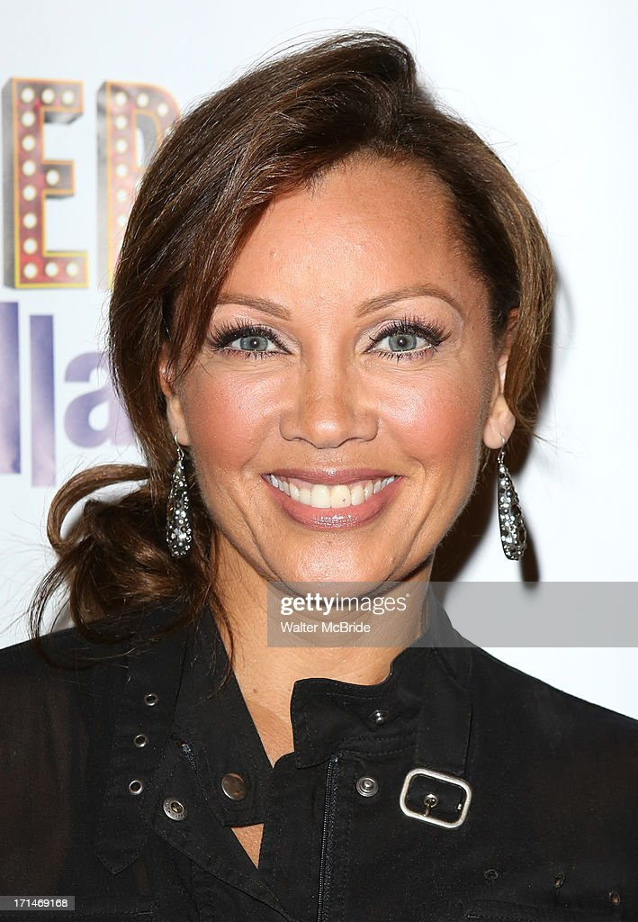 Vanessa Williams attends the opening night for 'Buyer & Cellar' at the Barrow Street Theatre on June 24, 2013 in New York City.
