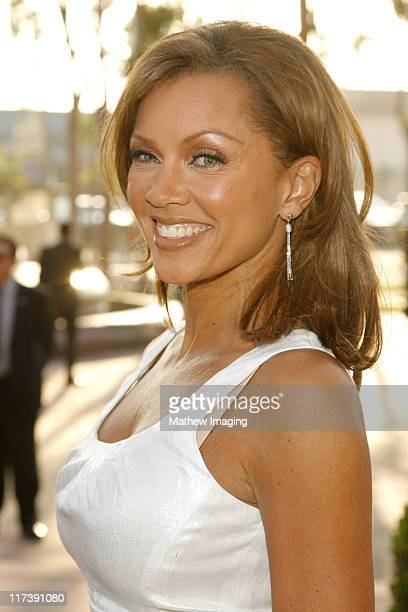 Vanessa Williams during The Academy of Television Arts Sciences Presents An Evening with 'Ugly Betty' Arrivals at Leonard H Goldenson Theatre in...