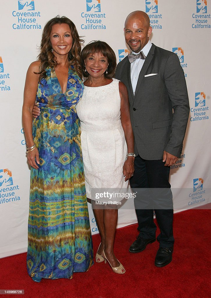 Covenant House California 2012 Gala And Awards Dinner ... Vanessa Williams Brother