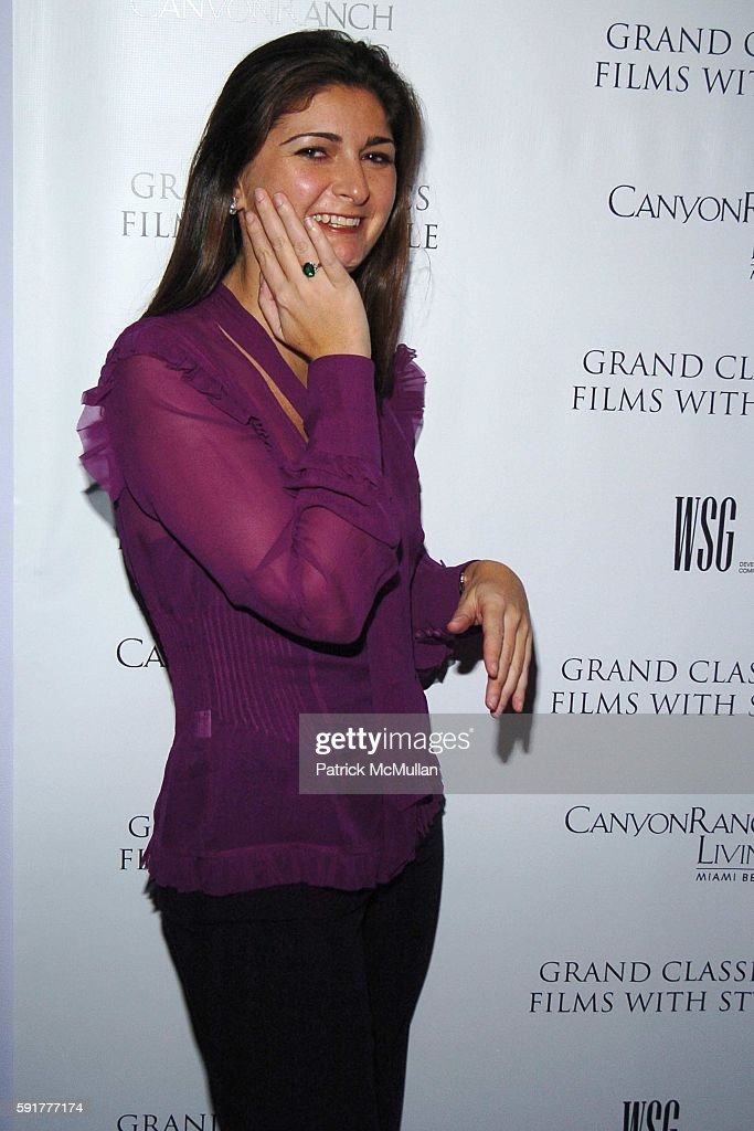 Vanessa Wingate attends Grand Classics Films With Style hosted by Carolina Herrera and sponsored by WSG/Canyon Ranch Living and Harry Winston at Soho...