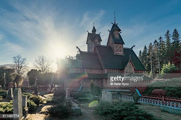 Vang Church.