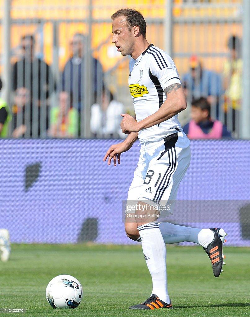 US Lecce v AC Cesena  - Serie A