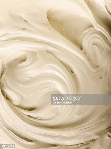 Vanilla Frosting, Close-Up