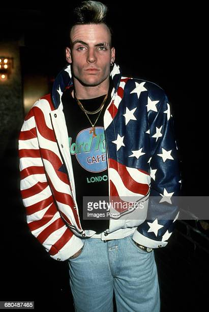 Vanilla Ice circa 1990 in New York City