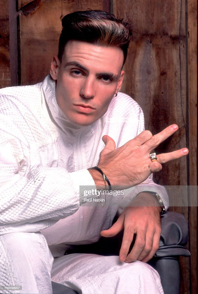 Vanilla Ice on 10/1/90 in Minneapolis, Mn. in Various Locations, Show ...