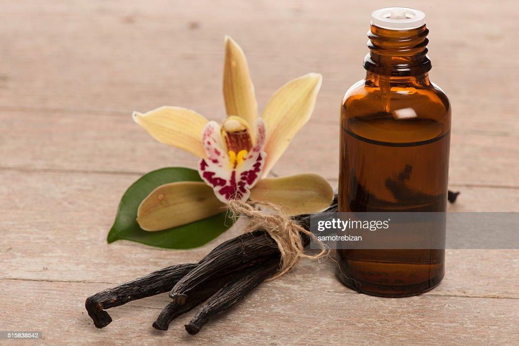 Как сделать масло ванили в домашних условиях