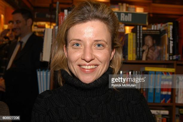 Vanina Holasek attends Matthew Modine Book Signing for FULL METAL JACKET DIARY at Barnes Noble Book Store on January 4 2006 in New York City
