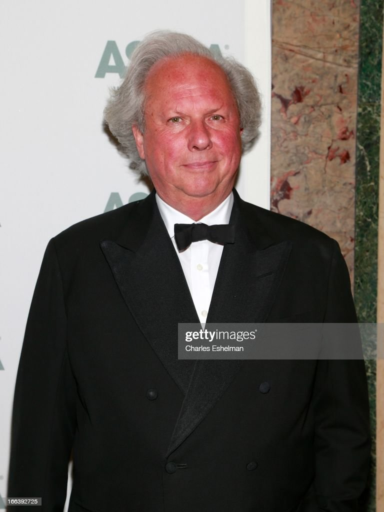 Vanity Fair Editor Graydon Carter attends the 16th Annual ASPCA Bergh Ball at The Plaza Hotel on April 11, 2013 in New York City.