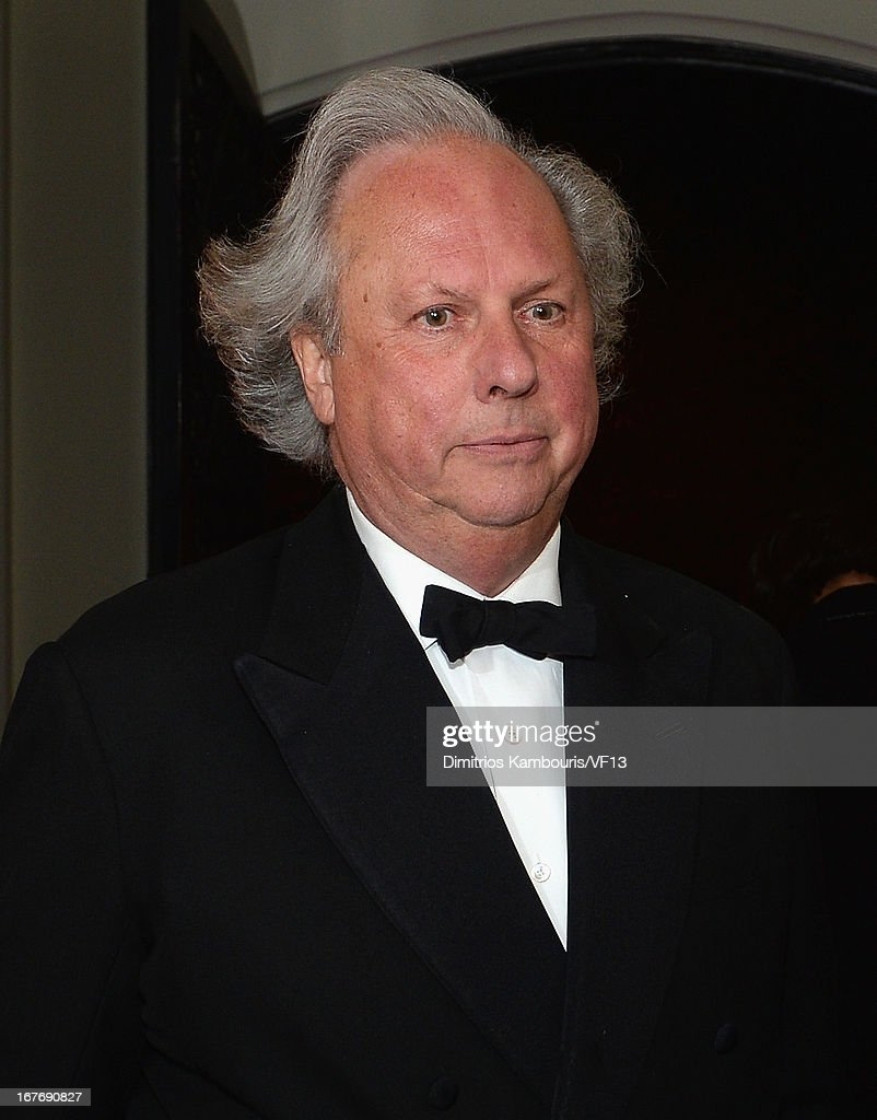 Vanity Fair Editor Graydon Carter attends the Bloomberg & Vanity Fair cocktail reception following the 2013 WHCA Dinner at the residence of the French Ambassador on April 27, 2013 in Washington, DC.