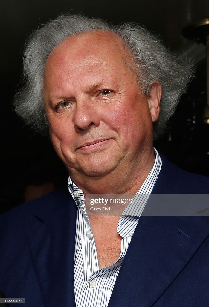 Vanity Fair editor <a gi-track='captionPersonalityLinkClicked' href=/galleries/search?phrase=Graydon+Carter&family=editorial&specificpeople=605905 ng-click='$event.stopPropagation()'>Graydon Carter</a> attends the 'We Steal Secrets: The Story Of Wikileaks' New York Screening Reception at The Beatrice Inn on May 8, 2013 in New York City.