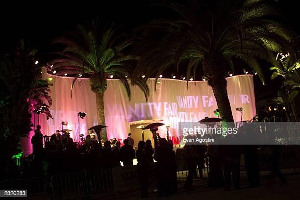 Vanity Fair Oscar Party 2002 at Morton's in Los Angeles CA March 24 2002 Photo Evan Agostini/ImageDirect