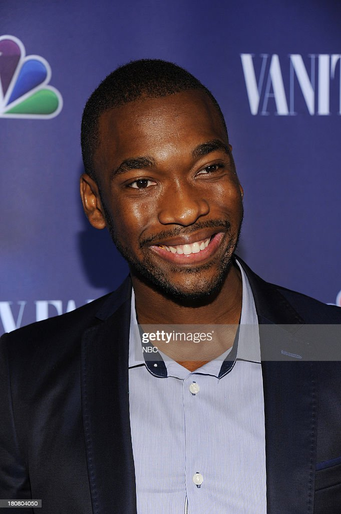 EVENTS -- 'NBC & Vanity Fair Toast the 2013 Launch' -- Pictured: Jay Pharoah 'Saturday Night Live' arrives at the NBC & Vanity Fair Toast the 2013 Launch party at Top of The Standard in New York City on Monday, September 16, 2013 --