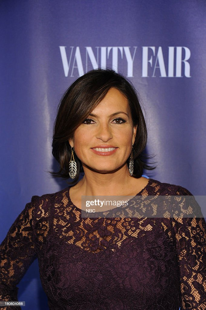 EVENTS -- 'NBC & Vanity Fair Toast the 2013 Launch' -- Pictured: <a gi-track='captionPersonalityLinkClicked' href=/galleries/search?phrase=Mariska+Hargitay&family=editorial&specificpeople=204727 ng-click='$event.stopPropagation()'>Mariska Hargitay</a> arrives at the NBC & Vanity Fair Toast the 2013 Launch partyat Top of The Standard in New York City on Monday, September 16, 2013 --