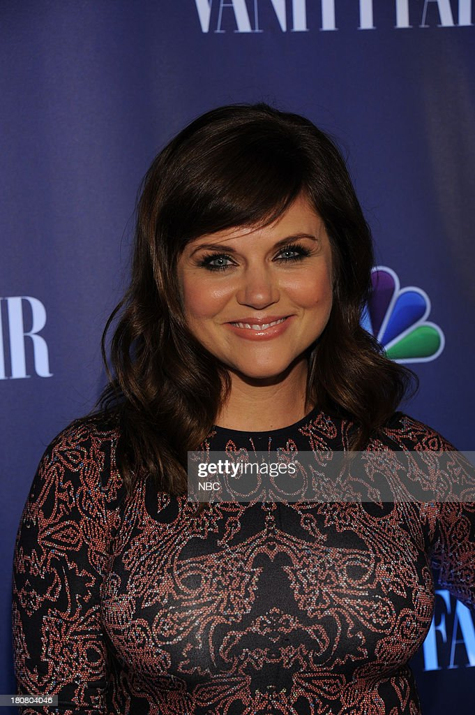 EVENTS -- 'NBC & Vanity Fair Toast the 2013 Launch' -- Pictured: Tiffani Thiessen 'White Collar' arrives at the NBC & Vanity Fair Toast the 2013 Launch party at Top of The Standard in New York City on Monday, September 16, 2013 --