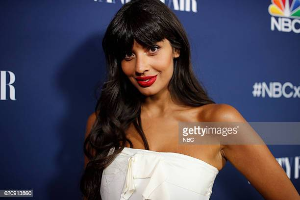 EVENTS 'NBC Vanity Fair Toast the 20162017 TV Season' at NeueHouse Hollywood in Los Angeles on Wednesday November 2 2016 Pictured Jameela Jamil 'The...