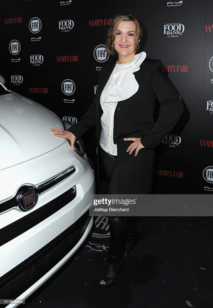 Vanity Fair West Coast editor Krista Smith attends Vanity Fair and FIAT Young Hollywood Celebration at Chateau Marmont on February 23, 2016 in Los Angeles, California.