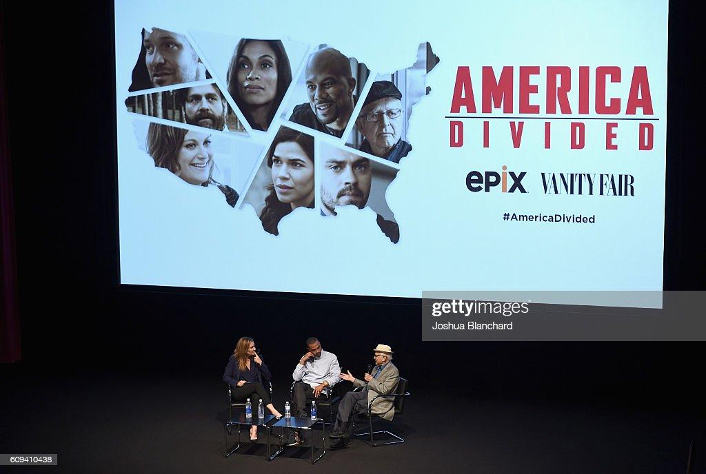 "EPIX ""America Divided"" LA Premiere"