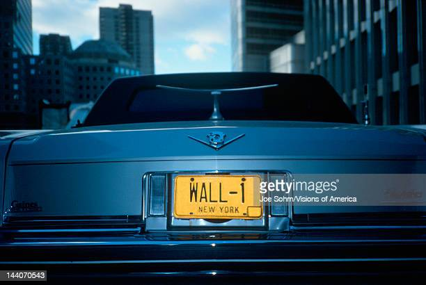 Car License Plate Stock Photos And Pictures