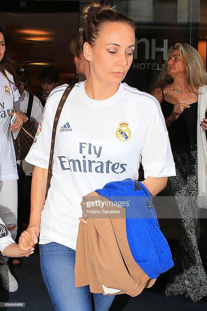 Vanja Bosnic seen on May 28, 2016 in Milan, Italy.