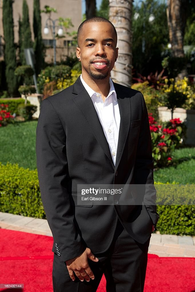 Vann Clayton attends the 2nd Annual 'Gospel Goes To Hollywood' Awards Luncheon at Taglyan Cultural Complex on February 22, 2013 in Hollywood, California.