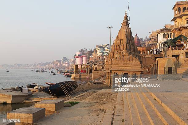 Varanasi city, India
