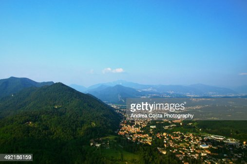 Varese air view