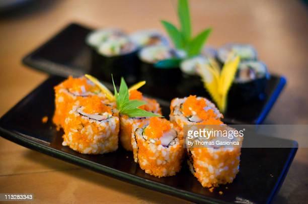 Variation of sushi