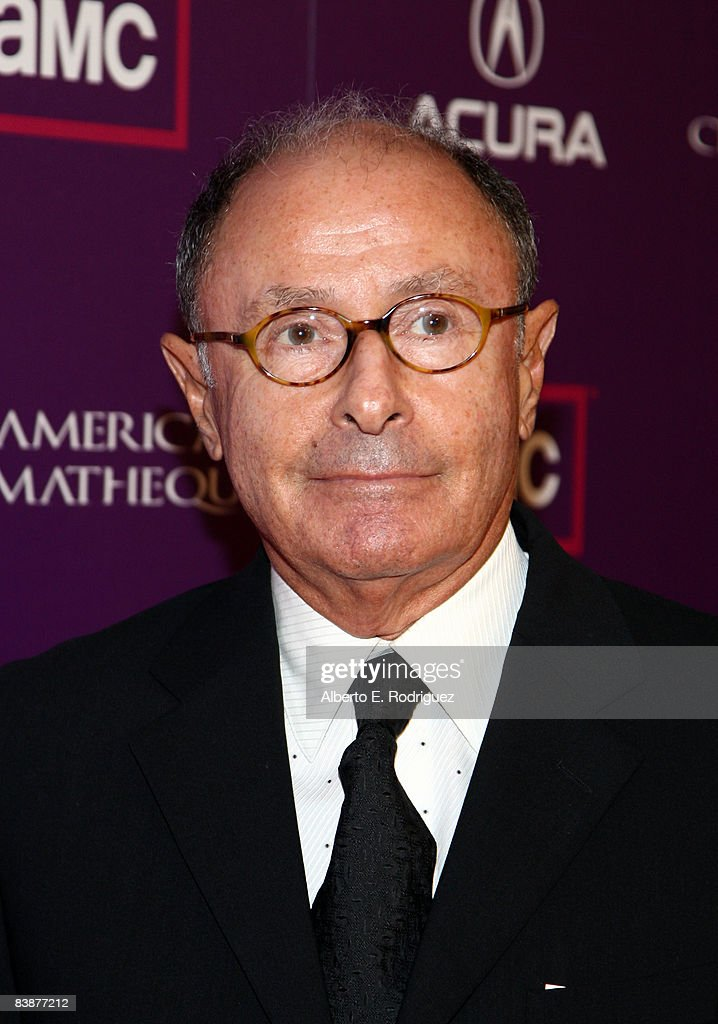 Variety editor-in-chief Peter Bart arrives at the 23rd annual American Cinematheque show honoring Samuel L. Jackson held at Beverly Hilton Hotel on December 1, 2008 in Beverly Hills, California.