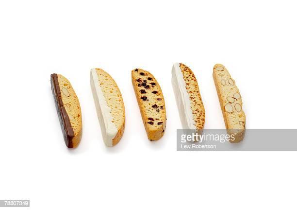 Variety of Biscotti