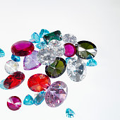 Variety of Jewels