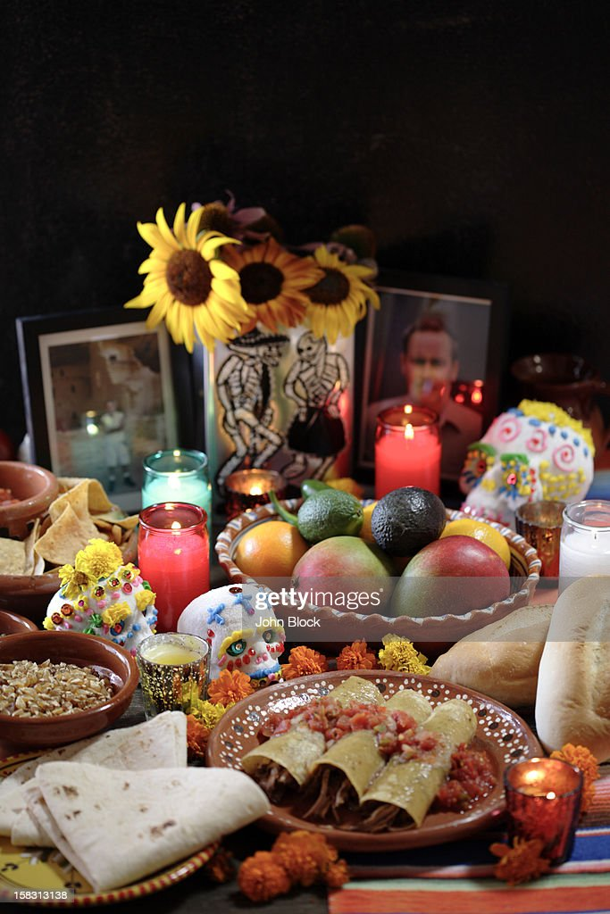 Mexican Celebratory Foods